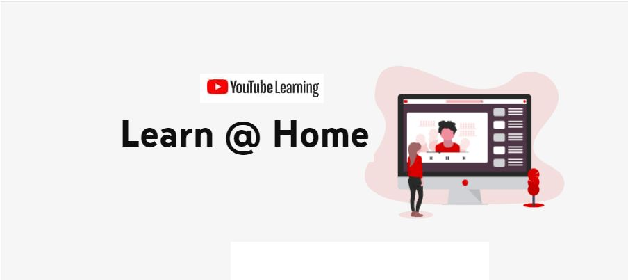Learn@Home es una amalgama de recursos audiovisuales